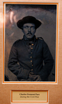 Young Charles Fremont Pace During the Civil War by University Archives, Pace University