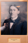 Homer St. Clair Pace as a Young Man