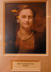 Portrait of Mabel Vanderhoof Pace by University Archives, Pace University