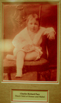 Charles Richard Pace - Third Child of Homer St. Clair and Mabel Vanderhoof Pace
