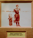 Mabel and Helen Pace : Mother and Daughter by University Archives, Pace University