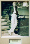 Homer St. Clair Pace in a Casual Pose by University Archives, Pace University