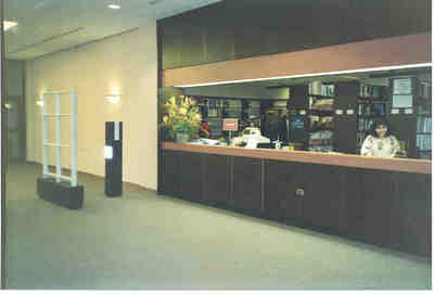 Pace University Birnbaum Library